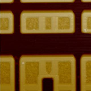 SRAM Device SCM
