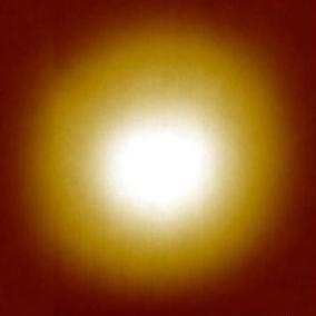 Polymer thin film/Au/SiO₂